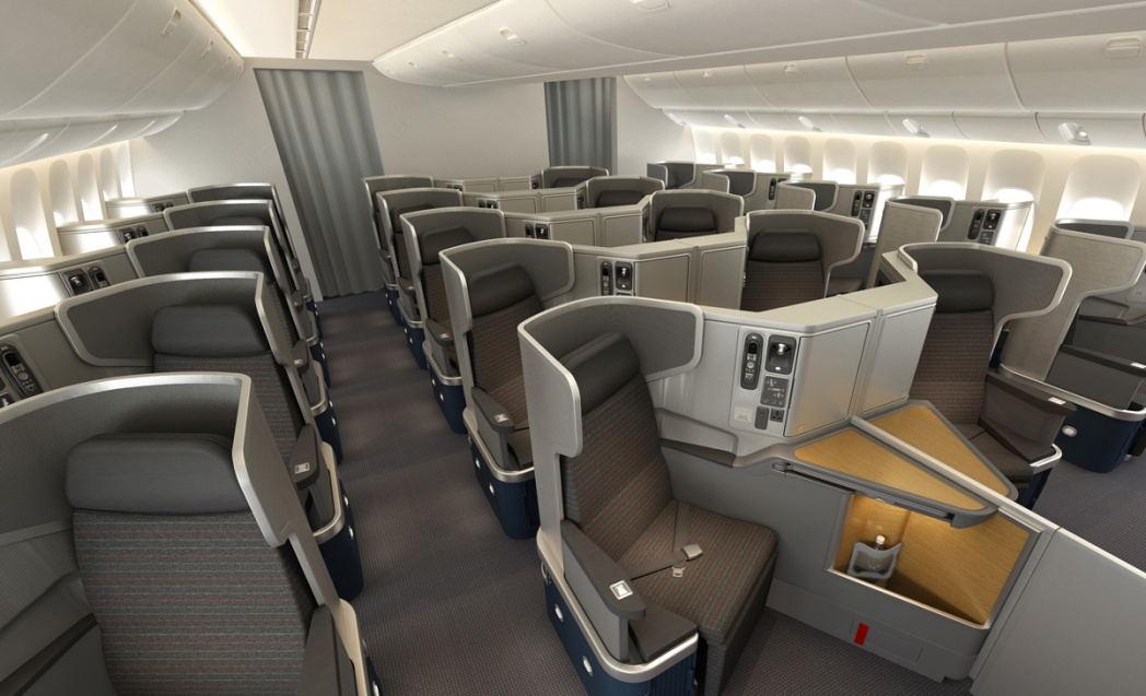 Flight Review American Airlines 777 300er Business Class