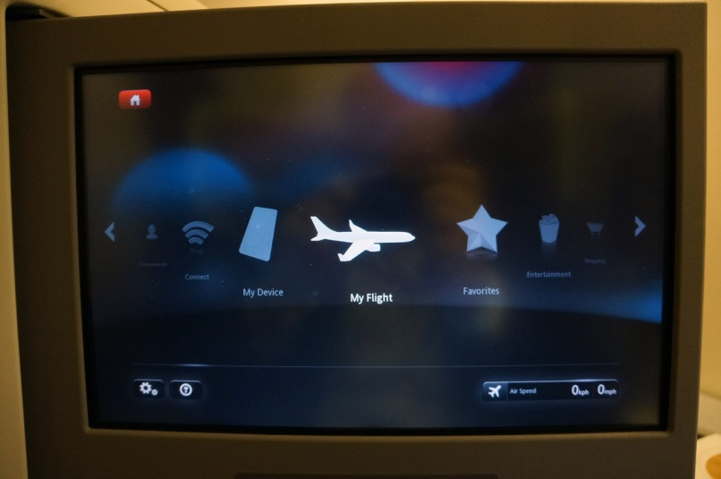 panasonic inflight entertainment