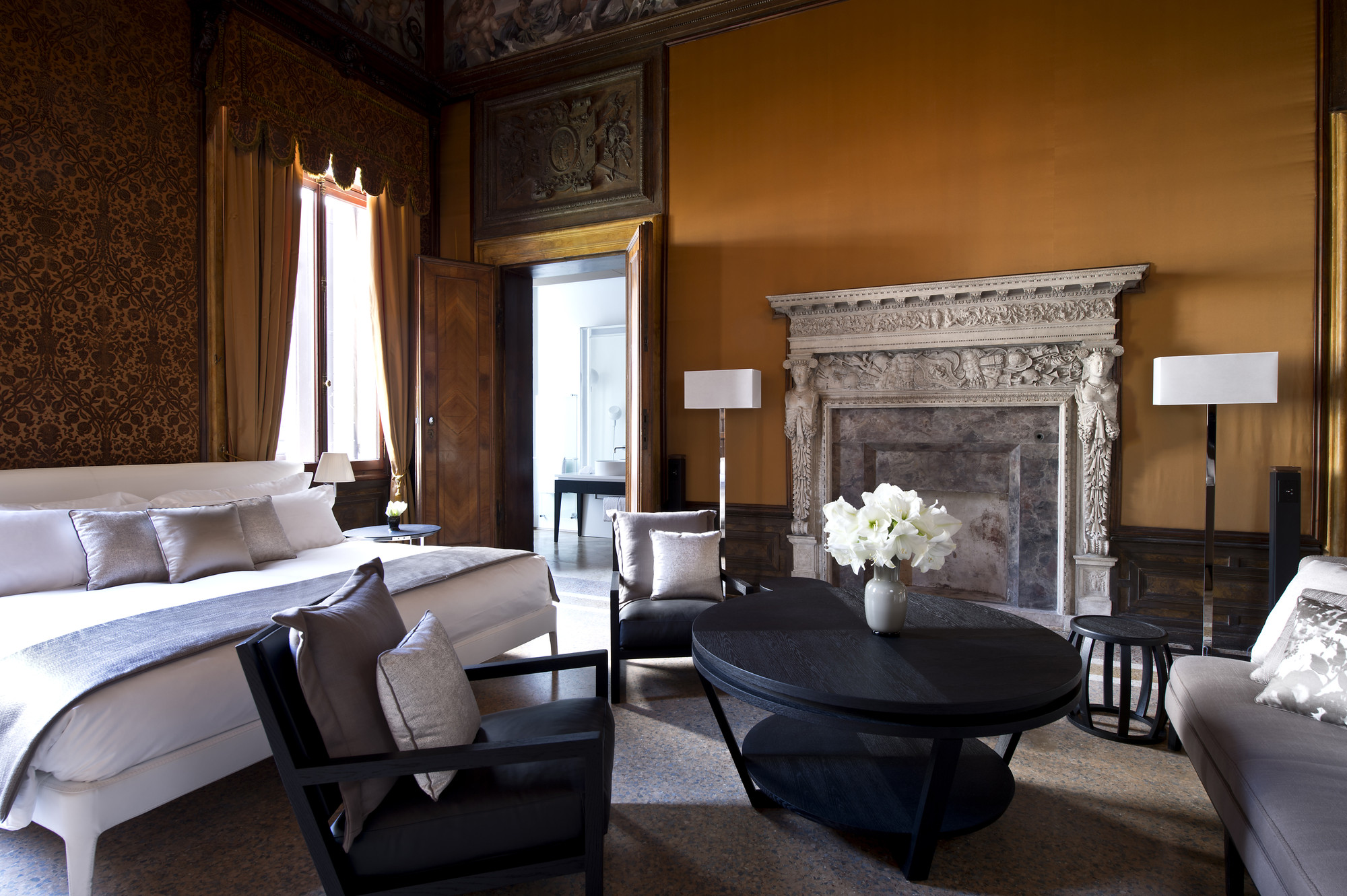 Best new hotels that opened in 2013 the luxury travel expert for Design hotel venise