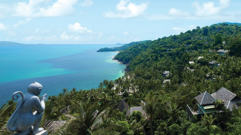 FOUR SEASONS KOH SAMUI, THAILAND