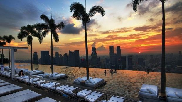 KU DE TA, MARINA SANDS BAY HOTEL, SINGAPORE