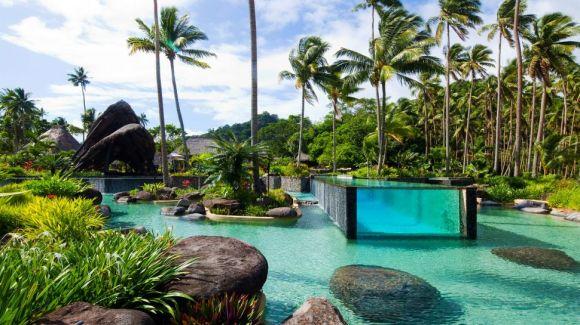 2. LAUCALA ISLAND, FIJI