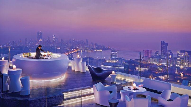 LOUNGES AER, FOUR SEASONS HOTEL, MUMBAI, INDIA