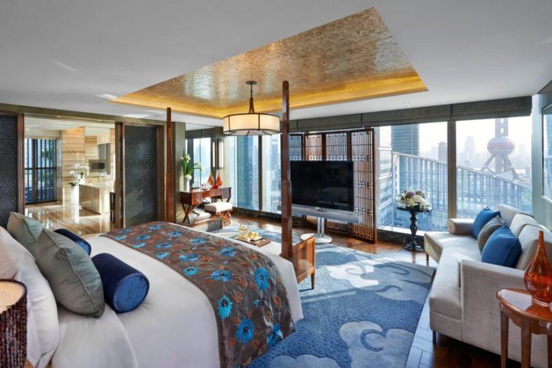 MANDARIN ORIENTAL HOTEL, SHANGHAI, CHINA