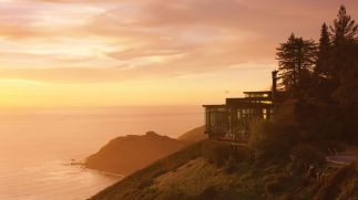 POST RANCH INN, BIG SUR, CALIFORNIA, USA