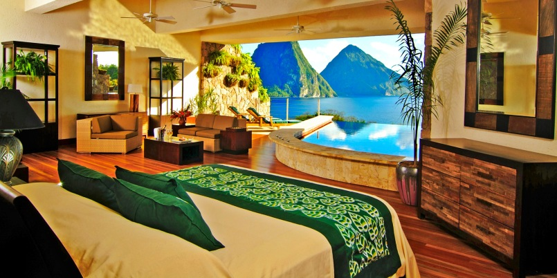 JADE MOUNTAIN - STAR SANCTUARY