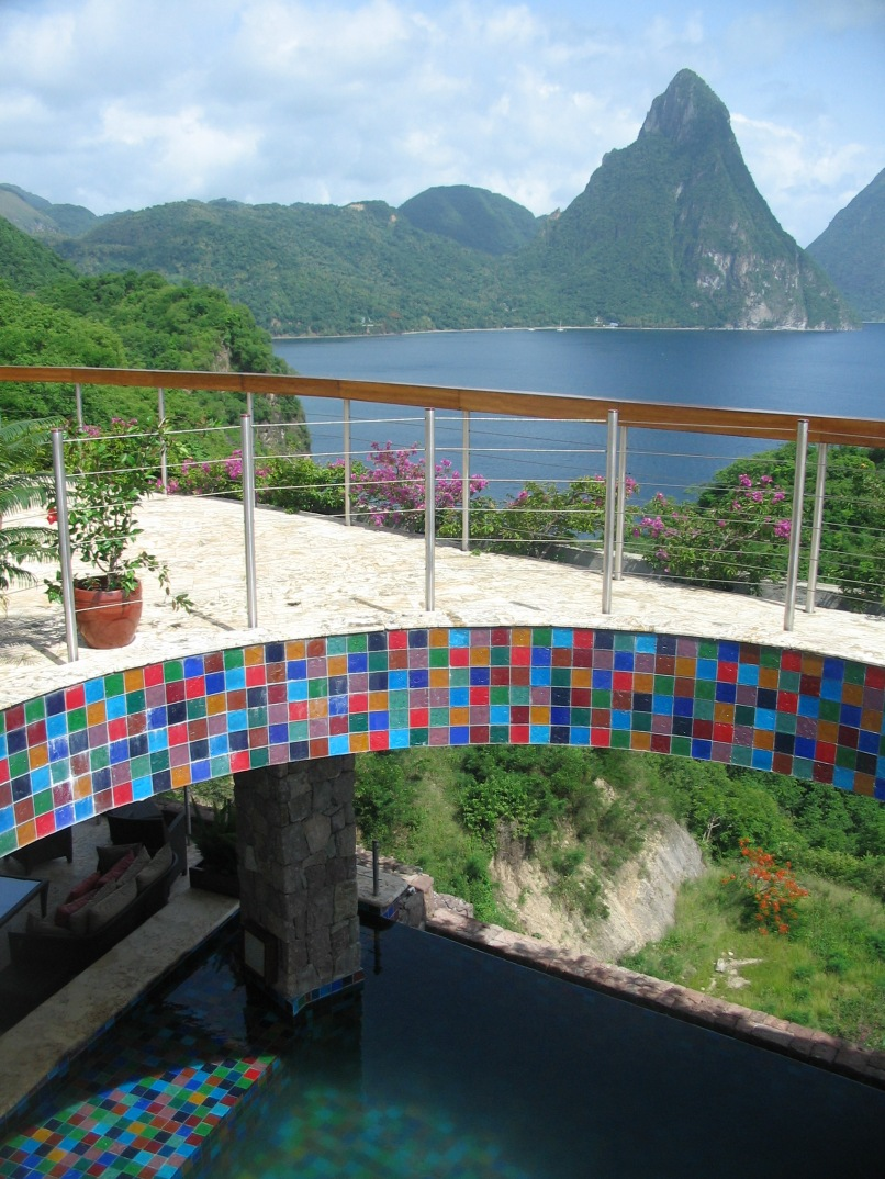 JADE MOUNTAIN - ROOFTOP CELESTIAL TERRACE