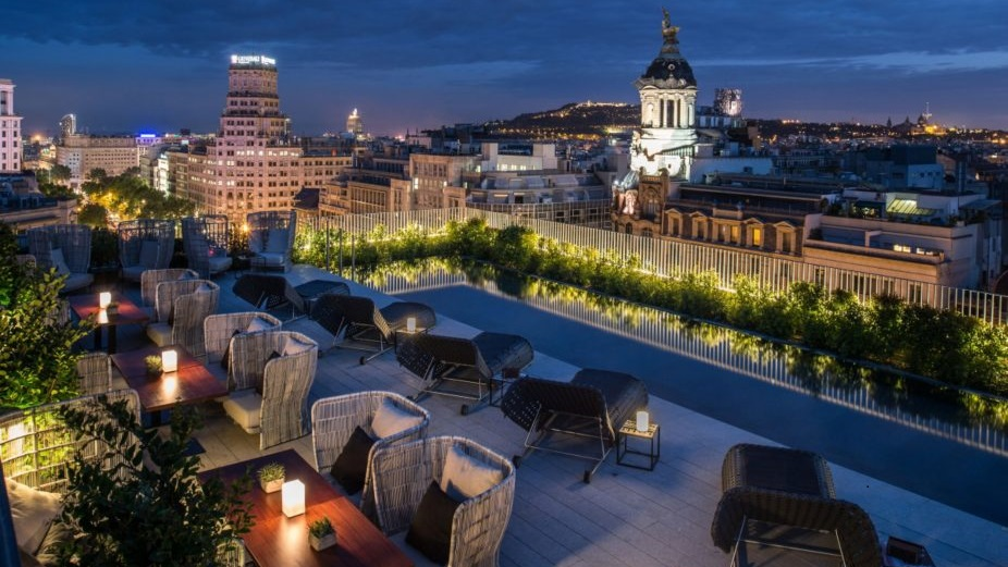 Top 10 World S Most Spectacular Hotel Rooftops The