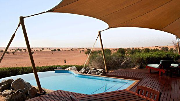 AL MAHA DESERT RESORT, UAE