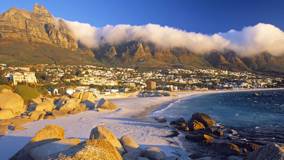 how to call cape town from usa