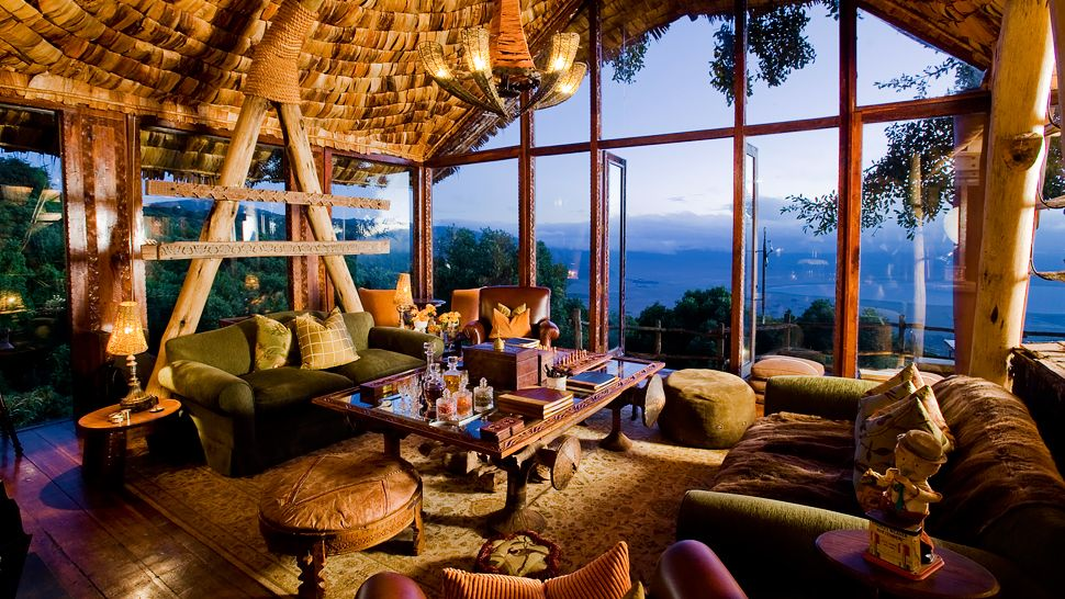 Top 10: Africa's most luxurious safari lodges – the Luxury