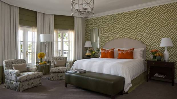 FOUR SEASONS WESTCLIFF, JOHANNESBURG, SOUTH AFRICA