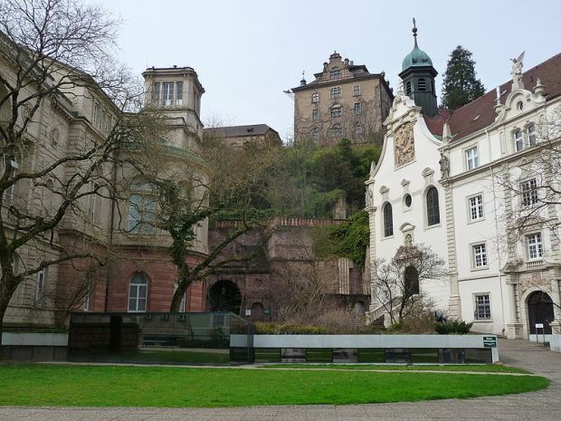 Neues Schloß Baden-Baden