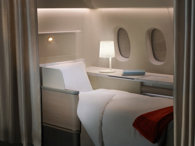 AIR FRANCE FIRST CLASS CABIN