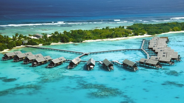 SHANGRI-LA VILLINGILI MALDIVES