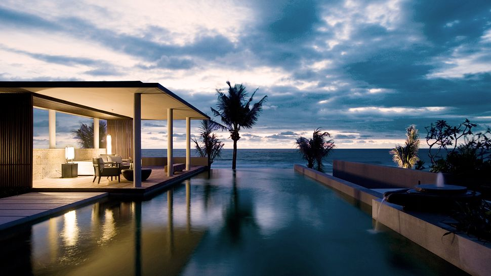 Top 10 world s best resorts with private plunge pools for Amazing all inclusive resorts