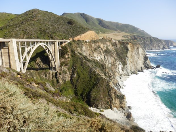 BIG SUR - BIXBY CREEK BRIDGE