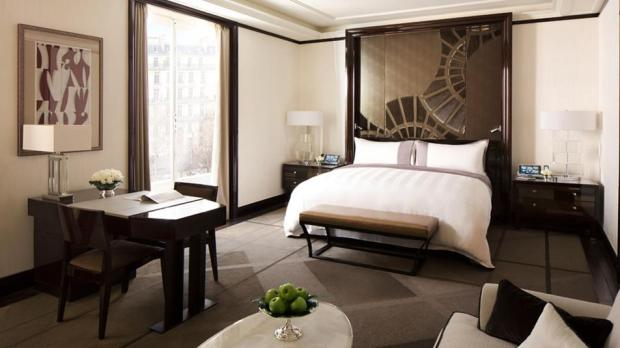 PENINSULA PARIS - GUEST ROOM