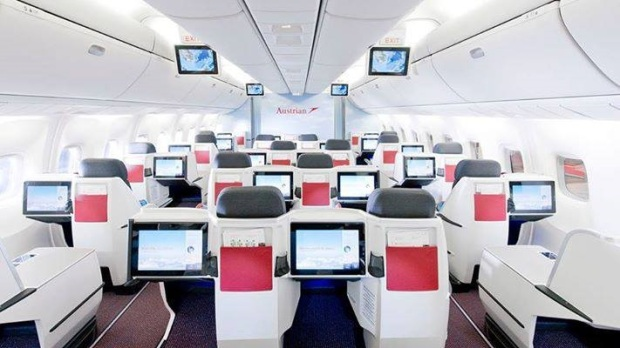 7. AUSTRIAN AIRLINES