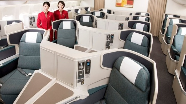 3. CATHAY PACIFIC