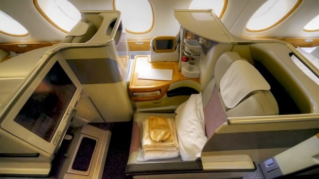 Top 10 Best Airlines For Longhaul Business Class The