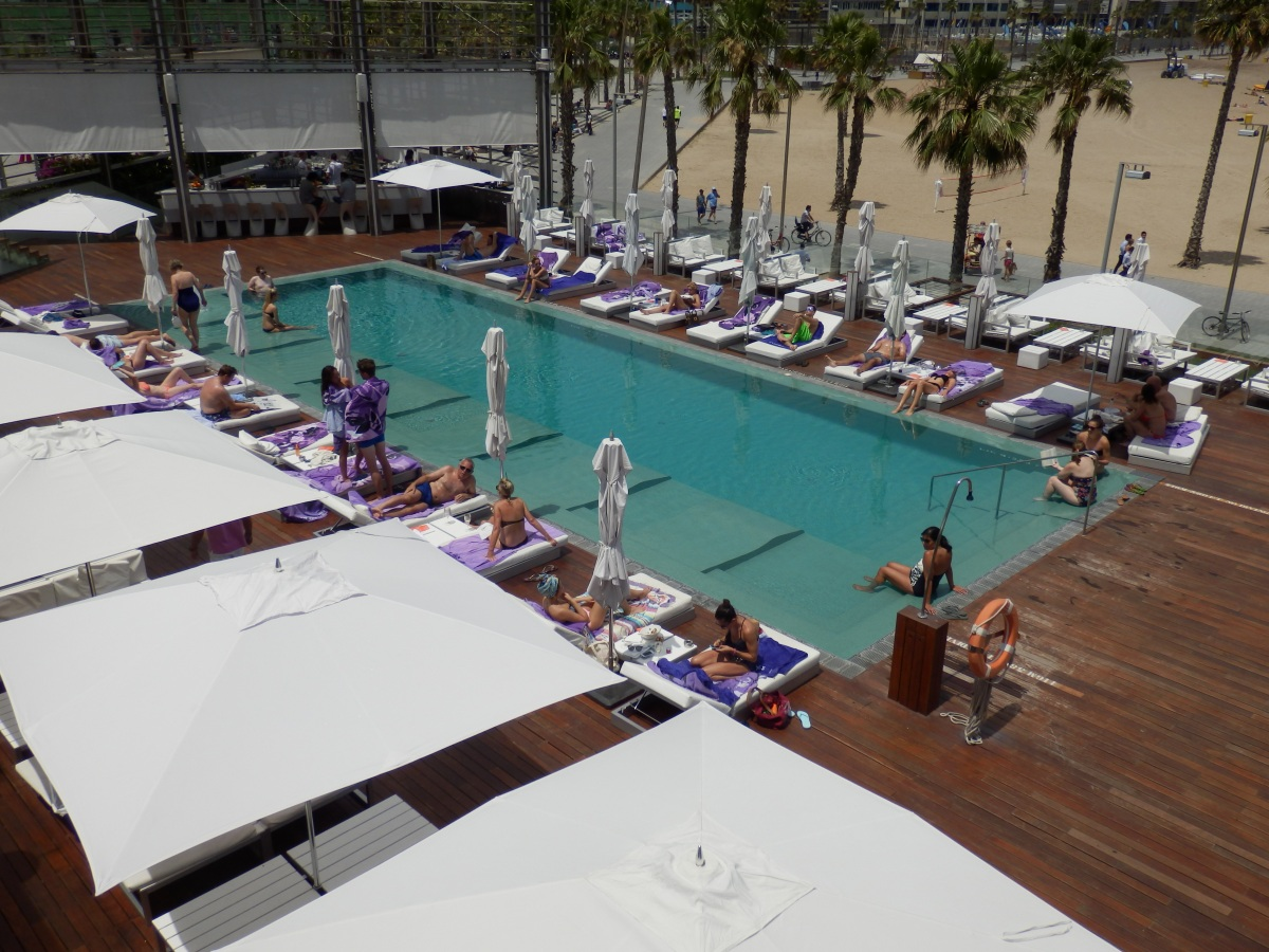 Swimming Pool Deck The Luxury Travel Expert