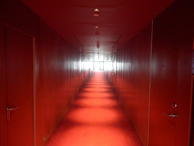 RED HOTEL CORRIDORS