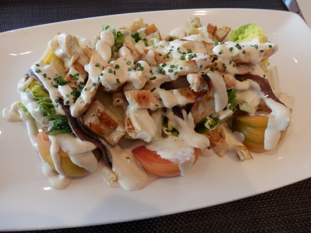 WAVE RESTAURANT: CEASAR SALAD