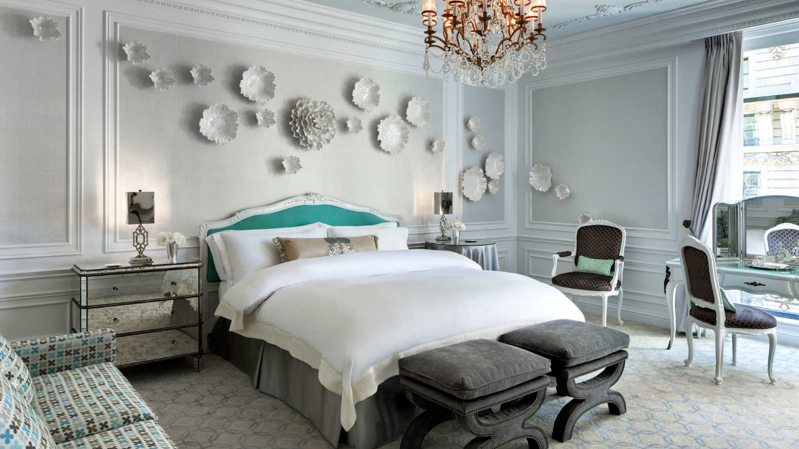 Top 10 best luxury hotels in new york the luxury travel expert - New york girls room ...