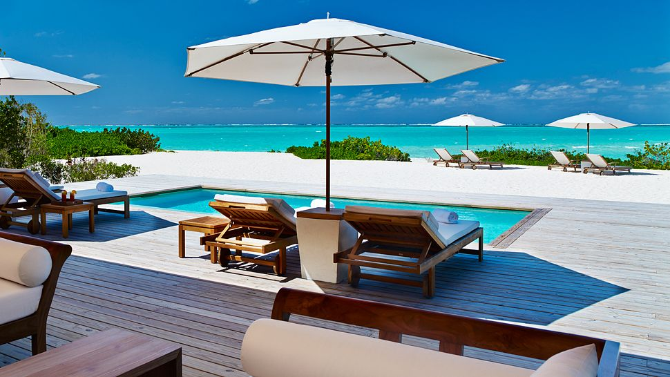 Most Exclusive Beach Resorts