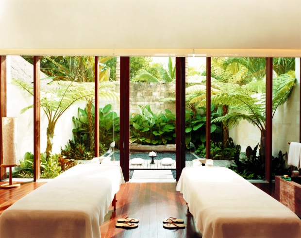 OJA SPA TREATMENT ROOM