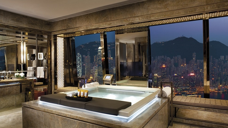 Luxury Bathrooms In Hotels top 10: world's most spectacular hotel bathrooms – the luxury