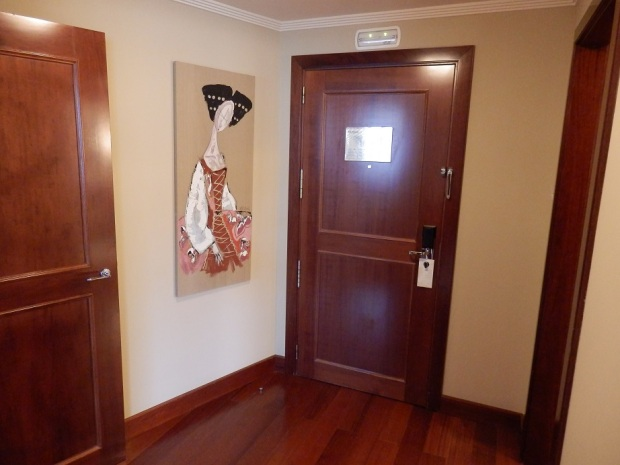 EXECUTIVE SUITE - ENTRANCE