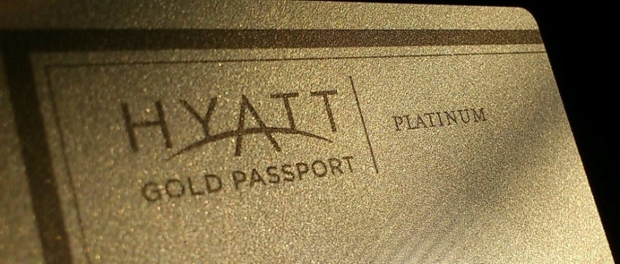 Hyatt Gold Passport