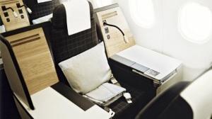 SWISS INTERNATIONAL AIR LINES BUSINESS CLASS