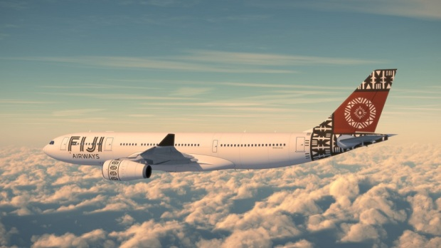 FIJI AIRWAYS AIRBUS A330