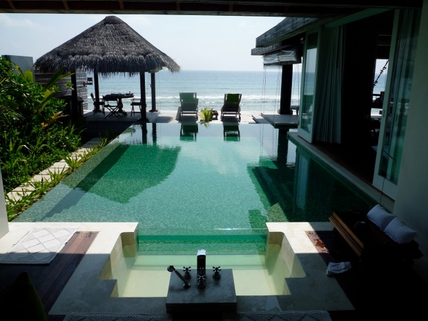 OCEAN HOUSE PRIVATE POOL & TUB