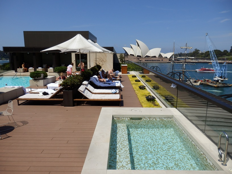 Hotel review park hyatt sydney australia the luxury for Hotel park hyatt sydney