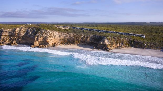 SOUTHERN OCEAN LODGE, KANGAROO ISLAND, SOUTH AUSTRALIA