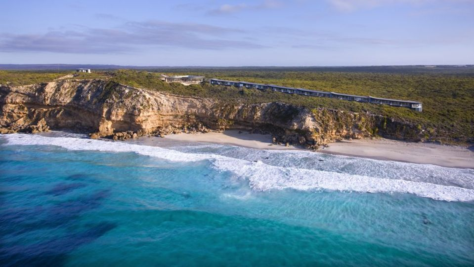 2. SOUTHERN OCEAN LODGE, KANGAROO ISLAND, SOUTH AUSTRALIA