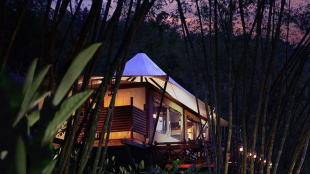 FOUR SEASONS TENTED CAMP GOLDEN TRIANGLE, THAILAND