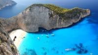 9. NAVAGIO BEACH, ZAKYNTHOS, GREECE