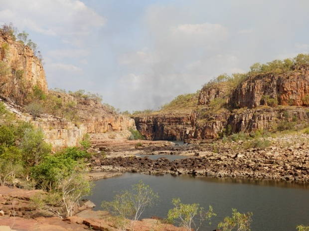 KATHERINE GORGE - NITMILUK NATIONAL PARK
