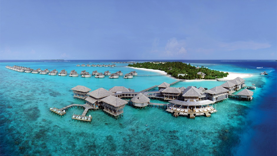 Top 10 best luxury resorts in the maldives the luxury for Hoteles de lujo en maldivas