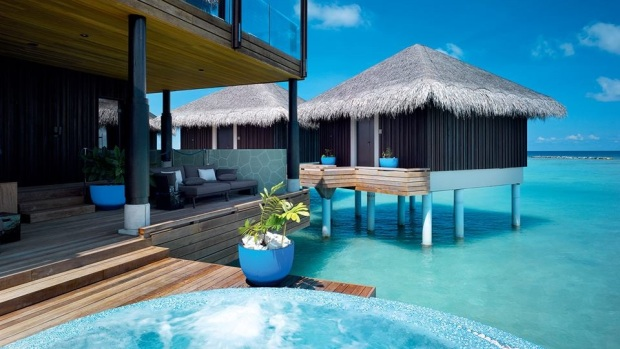 VELAA PRIVATE ISLAND, MALDIVES