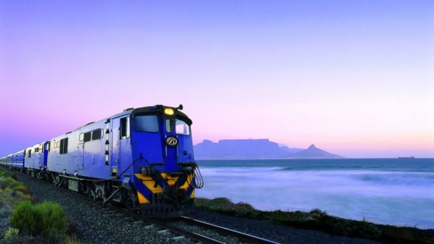 BLEU TRAIN, SOUTH AFRICA