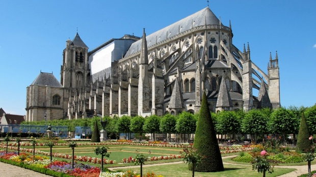 SAINT ETIENNE CATHEDRAL, BOURGES