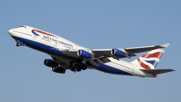 BRITISH AIRWAYS 747-400ER
