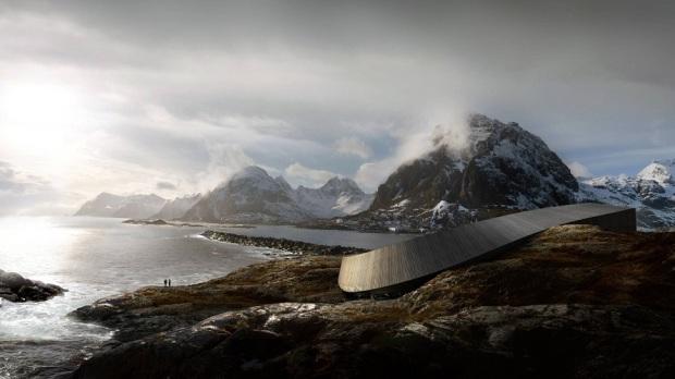 LOFOTEN OPERA HOTEL, NORWAY