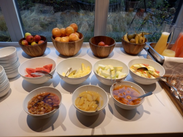 BLUESPOON RESTAURANT: BREAKFAST BUFFET